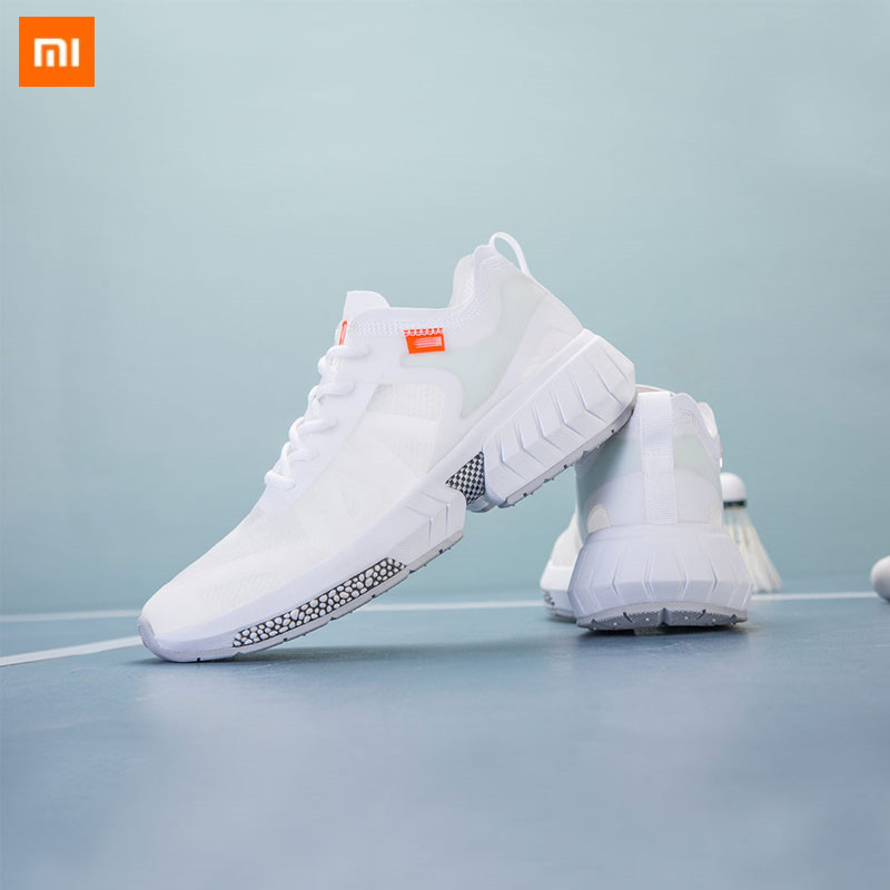 Xiaomi Mijia YUNCOO Men's Women Light Transparent Shoes MONO Yarn GOODYEAR Composite Outsole Light And Fast-drying Running Shoes