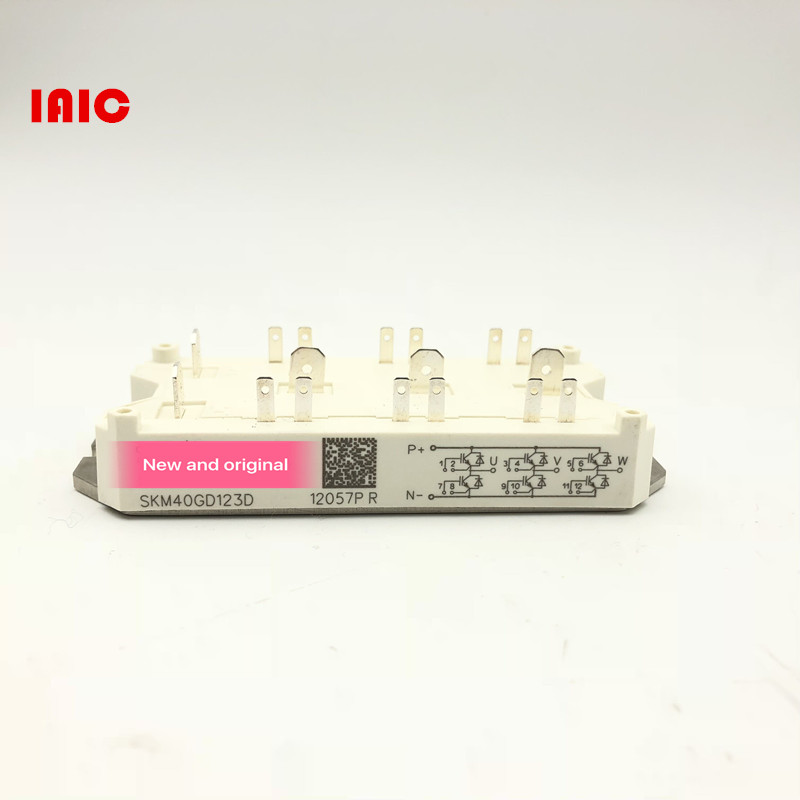 100 New and original 90 days warranty SKM40GD123D