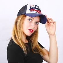 Hot Boble Spirit Snapback Hats Baseball Cap for Men Mesh Hat Summer Beach  Style Letter unisex f4b981c3ac55