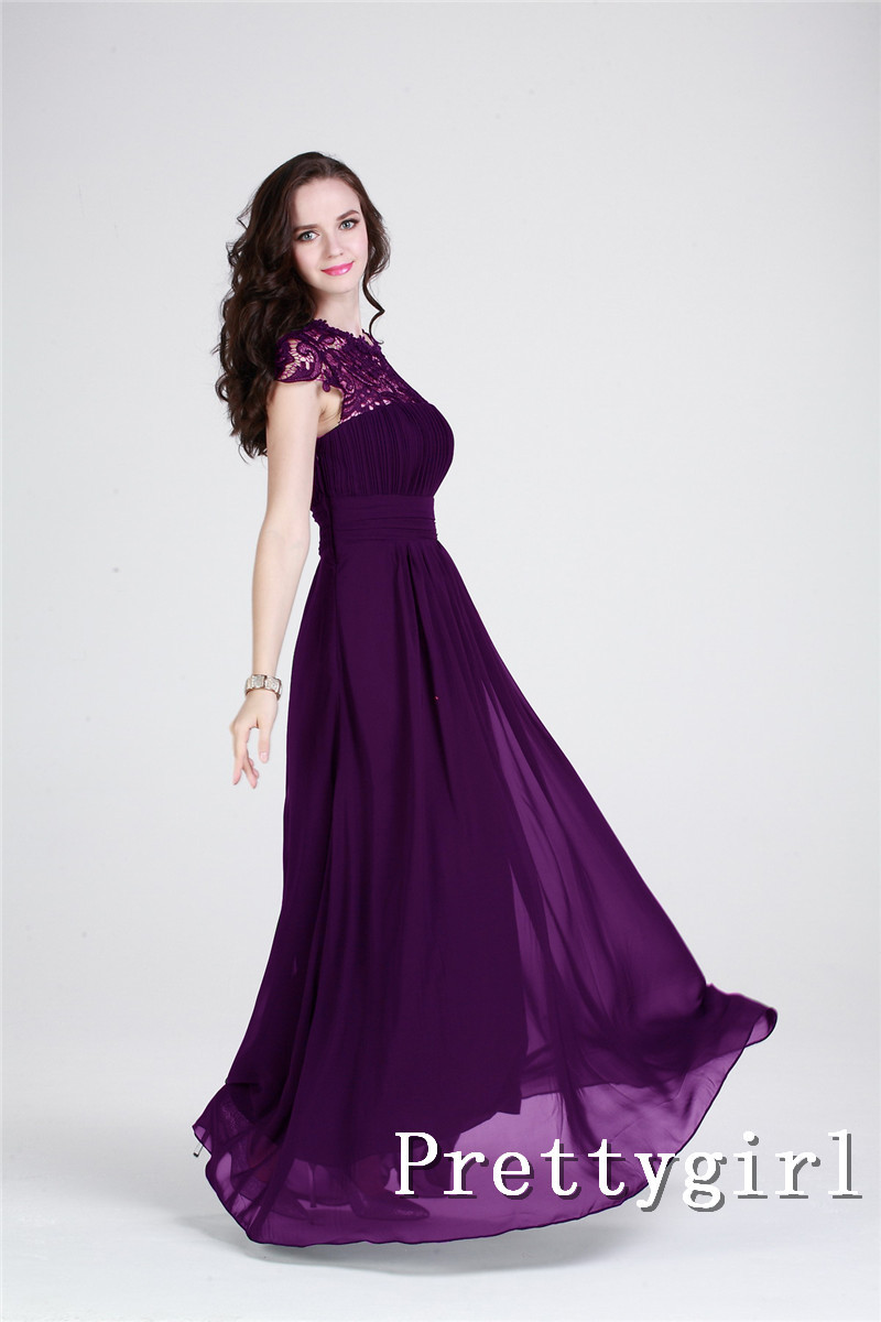 Emejing Purple Evening Gowns Plus Size Images - Plus Size Clothing ...