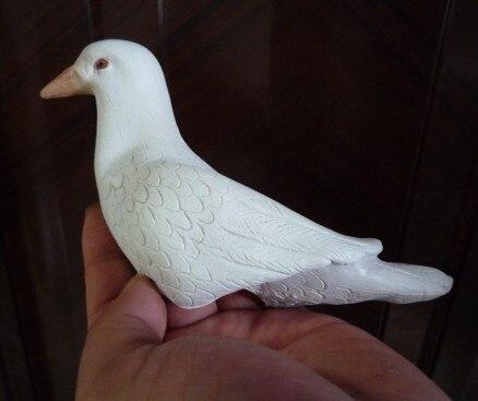 Funny Magic,Living Latex Dove/Rubber Dove, Dove Magic Prop Free Shipping, Close-up, Illusions,magic Tricks,gimmick
