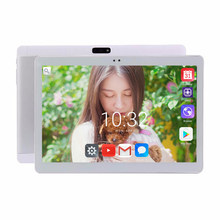 10 inch Tablets Android 7.0 Octa Core 16GB ROM Dual Camera and Dual SIM Tablet PC Support OTG WIFI GPS bluetooth 3G phone Tablet(China)