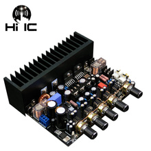 LM3886 IRS2092 2.1 ערוץ דיגיטלי אודיו מגבר סטריאו גבוהה כוח מגבר לוח 50 w * 2 + 100 w