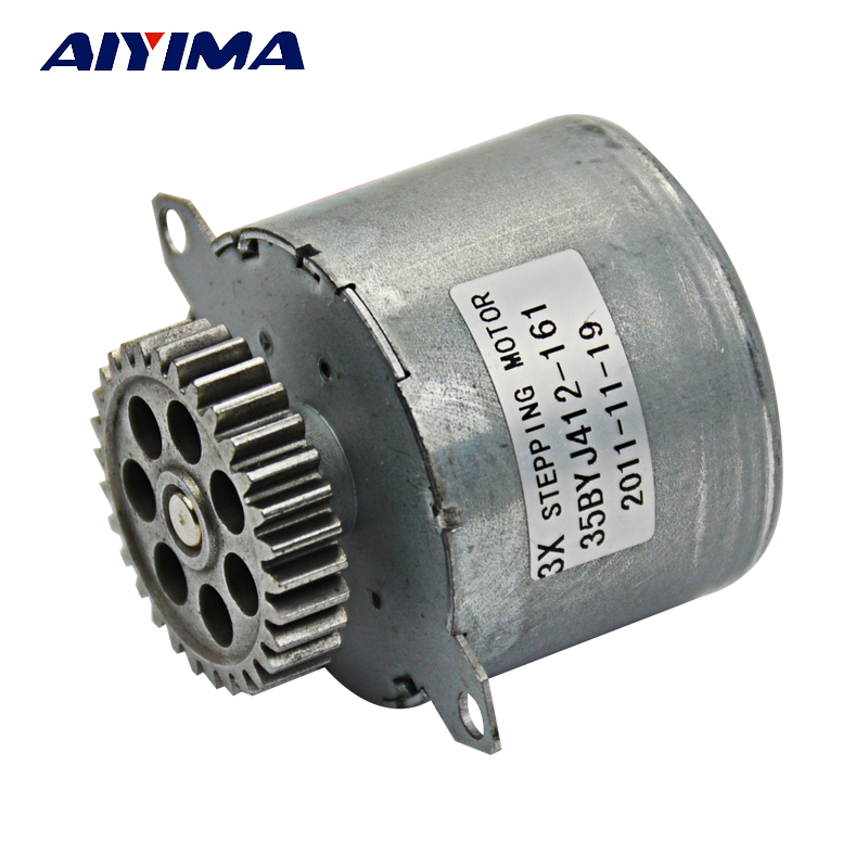 Buy 12v 2 Phase 4 Wire Stepper Motor High