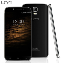 Original Umi Rome X Mobile Phone MTK6580 Quad Core 5.5inch Android 5.1 1GB RAM 8GB ROM 1280×720 13.0MP WCDMA Dual SIM
