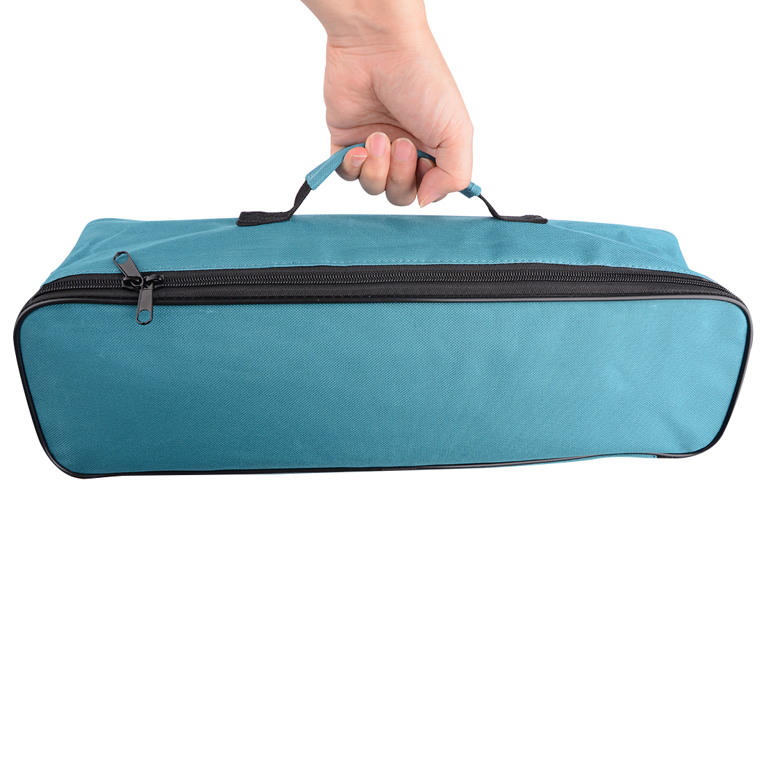 Instrument Case Oxford Canvas Storage Hand Tool Bag Screws Nails Drill Bit Metal Parts Fishing Travel  Multi-function Tool Belt