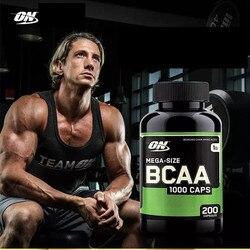 OP Optermon BCAA Vertakte Keten Aminozuren Capsules 200 Korrels 200 pcs/400 pcs