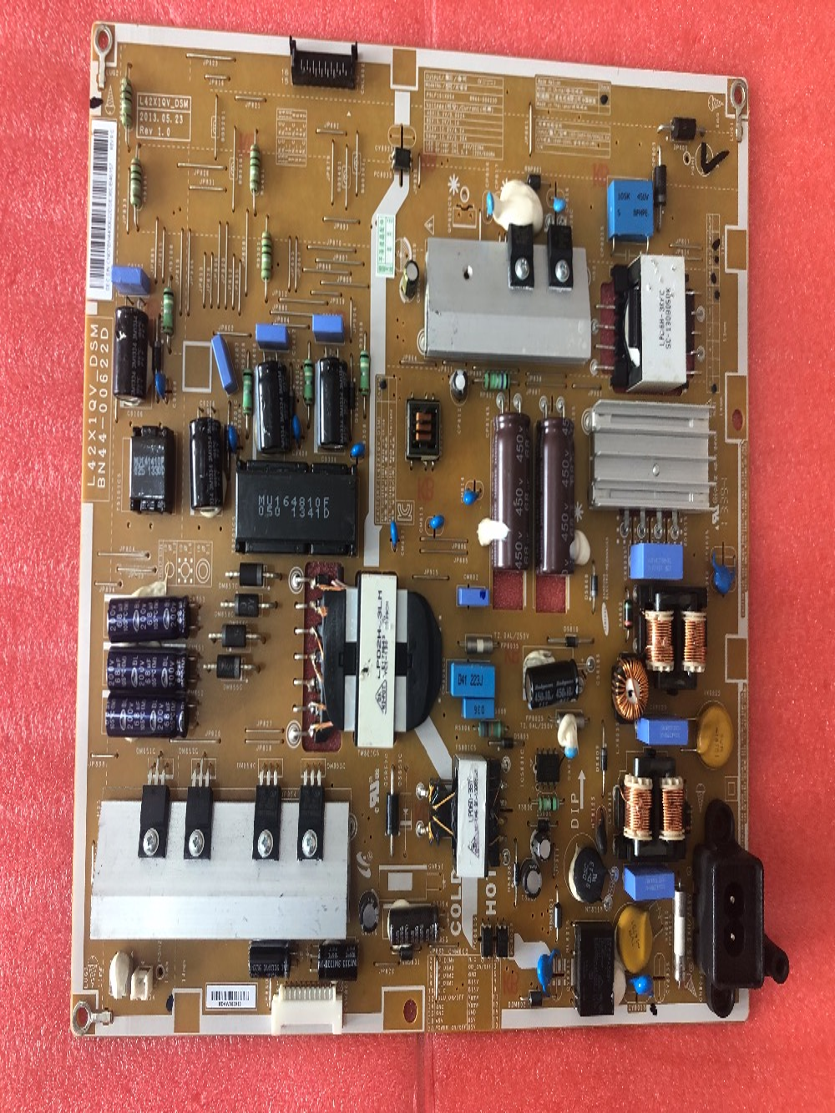BN44 00622D A B C L42X1QV DSM original for Samsung power board UN40F6400A