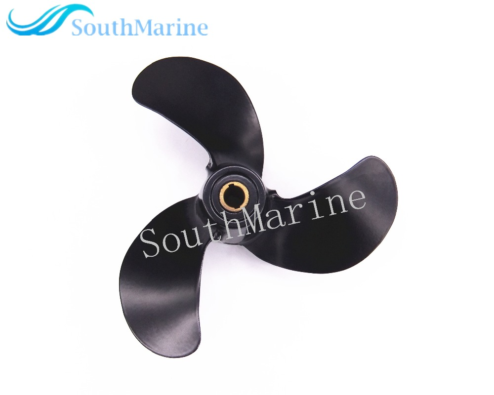 Boat Engine Aluminum Propeller 7 7/8x7 1/2 for Honda 4-Stroke 5HP BF5 Outboard Motors 7 7/8 x 7 1/2Boat Engine Aluminum Propeller 7 7/8x7 1/2 for Honda 4-Stroke 5HP BF5 Outboard Motors 7 7/8 x 7 1/2