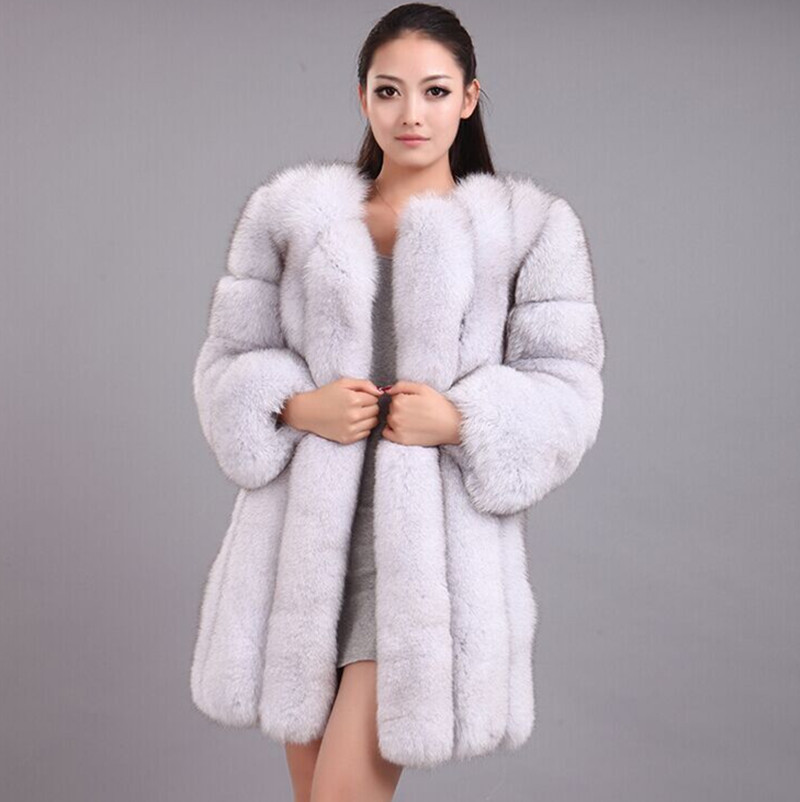 Aliexpress.com : Buy New Fashion Womens Genuine Natural Whole Skin ...