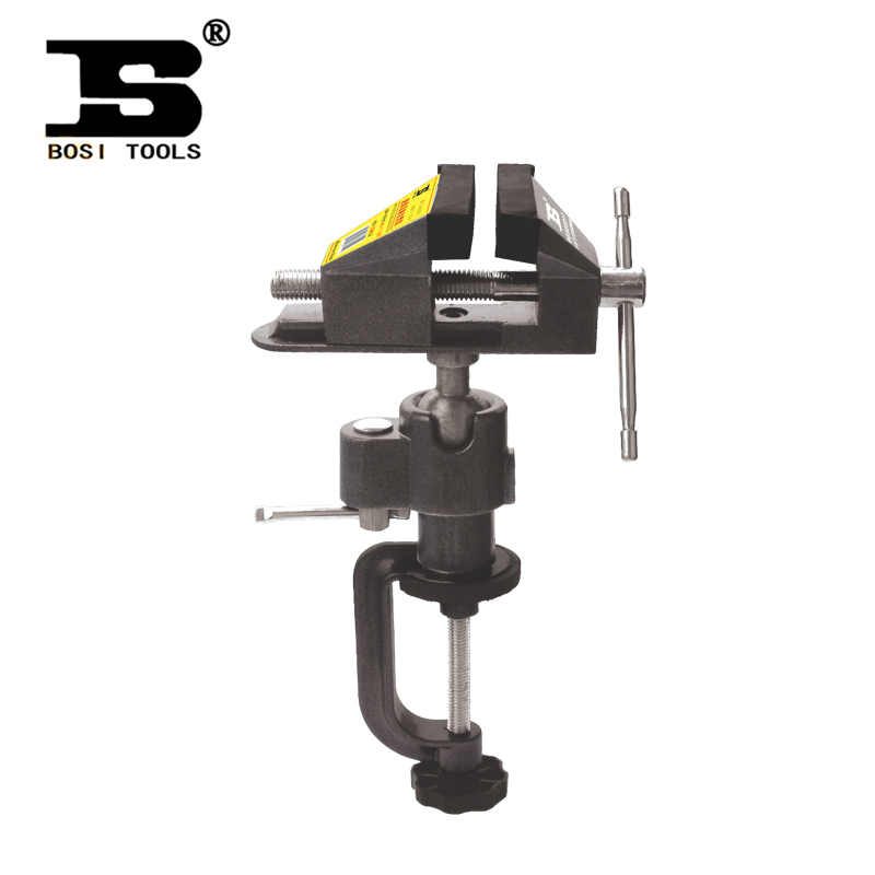 Persian hardware tools mini activities bench vise authentic special aluminum alloy precision forged BS522217