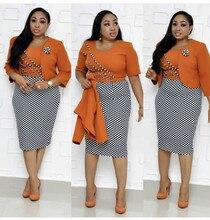 costume M-XXL africaines mode