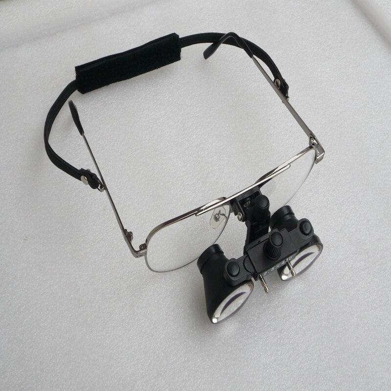 """2.5X """"Galileo"""" medicininės žiūroninės odontologinės lupenos, - Matavimo prietaisai - Nuotrauka 6"""