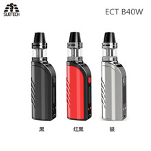 Original ECT B40 Starter Kit 2200mah e cigarette battery 0.3ohm kenjoy met at 2200mah electronic cigarette vapor mod