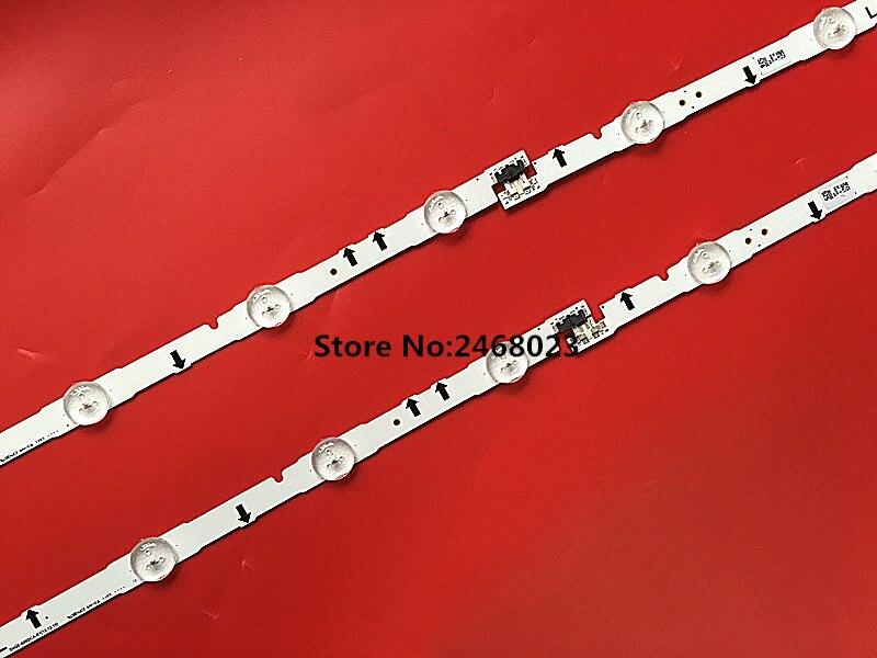 LED Backlight Strip For UN40J6300 2014SVS40 CY-GH040CSLV8H D4GE-400DCA-R1 D4GE-400DCB-R1 D4GE-400DCA-R2 R2 LH40DBEPLGC HG40AC690