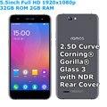 """Ramos onemos MOS1 32 ГБ 5.5 """"Full HD 1920x1080 2 ГБ RAM Snapdragon 615 4 Г LTE окта сердечники Смартфон 820 652 625 620 430 P1 C72 Pro"""