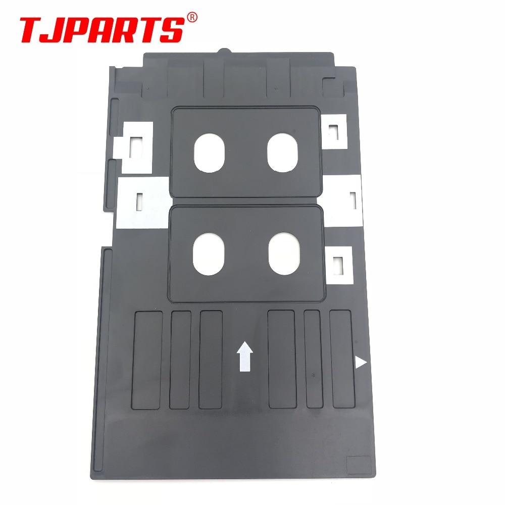 Ink Way 25pcs Pvc Id Card Tray For R260 R265 R270 R280 R290 R380 R390 Rx680 T50 T60 A50 P50 L800 L801 R330 Office Electronics