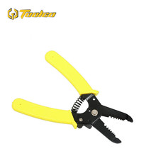 Toolgo 6 Simple Electrical Cable Stripper Wire Stripper Cable Cutter Multi Tool Cutting Scissor Stripping Pliers Hand Tools Kit lk 60a cutting pliers electricial wire stripper for electricians multi tool hand tools cable cutter