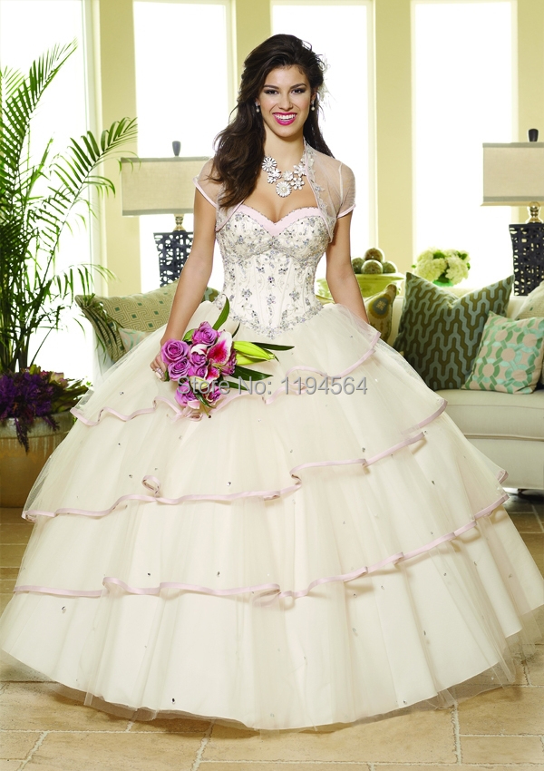 High Quality Vintage Quinceanera Dresses-Buy Cheap Vintage ...