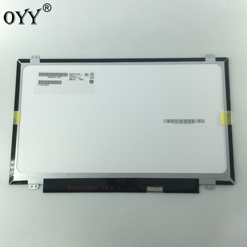 14 POUCES B140HAN02.1 N140HAN02.0 NV140FHM-N41 LP140WF6-SPD1 1920*1080 EDP 30PINS Écran Lcd ips écran Matrice remplacement réparation
