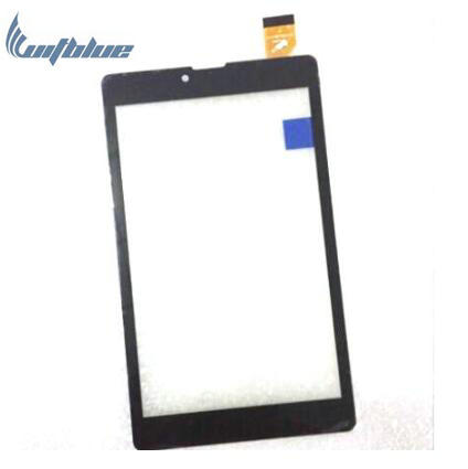 Witblue New touch screen For 7 DIGMA OPTIMA 7100R 3G TS7105MG Tablet Touch panel Digitizer Glass Sensor Replacement 7inch digma optima 7 77 3g tt7078mg dx0070 070a for oysters t72x 3g tablet capacitive touch screen panel digitizer glass sensor