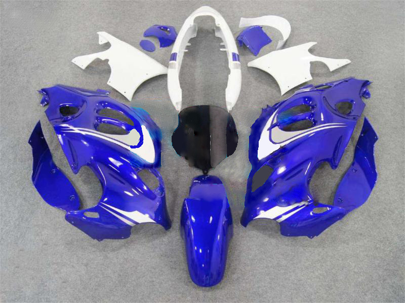 Blue/white/black ABS Fairing for Suzuki GSX600F GSX750F 97 98 99 00 01 02 03 04 05 06 GSX 600F 750F Katana