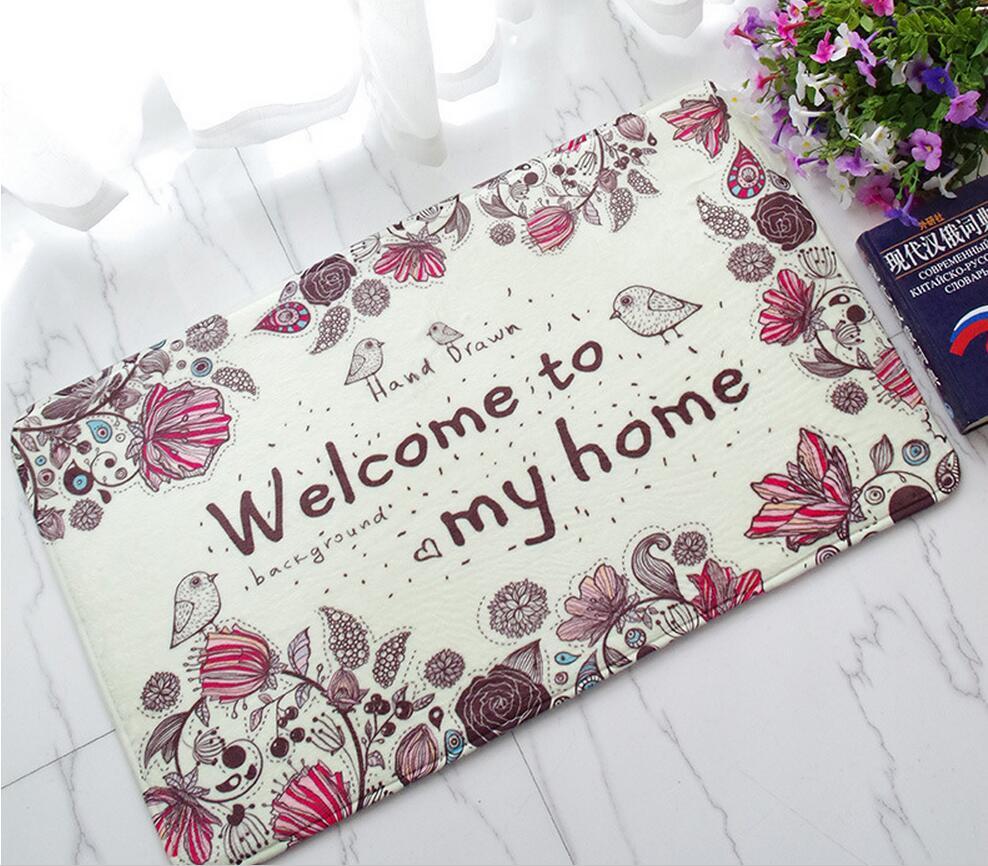 3 Grsse Eingangstr Teppiche Fr Schlafzimmer Wohnzimmer Rutschfeste Fussmatte Waschbar Knstliche Textil Tapetes Tappeti Kamera