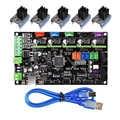BIQU 3D لوحة التحكم للطابعة MKS الجنرال V1.4 اللوحة RepRap ميجا 2560 R3 Ramps1.4 متوافق DR8825 TMC2130 TMC2208 سائق