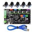 Placa de Control de impresora BIQ 3D MKS Gen V1.4 placa base RepRap Mega 2560 R3 Ramps1.4 Compatible dr825 TMC2130 TMC2208 controlador