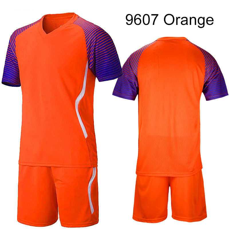 Customized Team Soccer Uniforms Kids Adult jerseys Soccer Suit for Football  Training Men Sports-in Soccer Sets from Sports   Entertainment on  Aliexpress.com ... a0aa87ad3