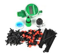 Hot Sales 25m DIY Micro Drip Irrigation System Plant Automatic Self Watering Garden Hose Kits with Timer