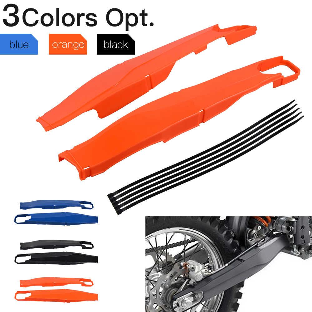 Motorcycle Swingarm Swing Arm Protector Cover Guard For KTM 150 200 250 300 350 450 500 EXC EXCF XCW XCFW Tpi Six Days 2012-2019