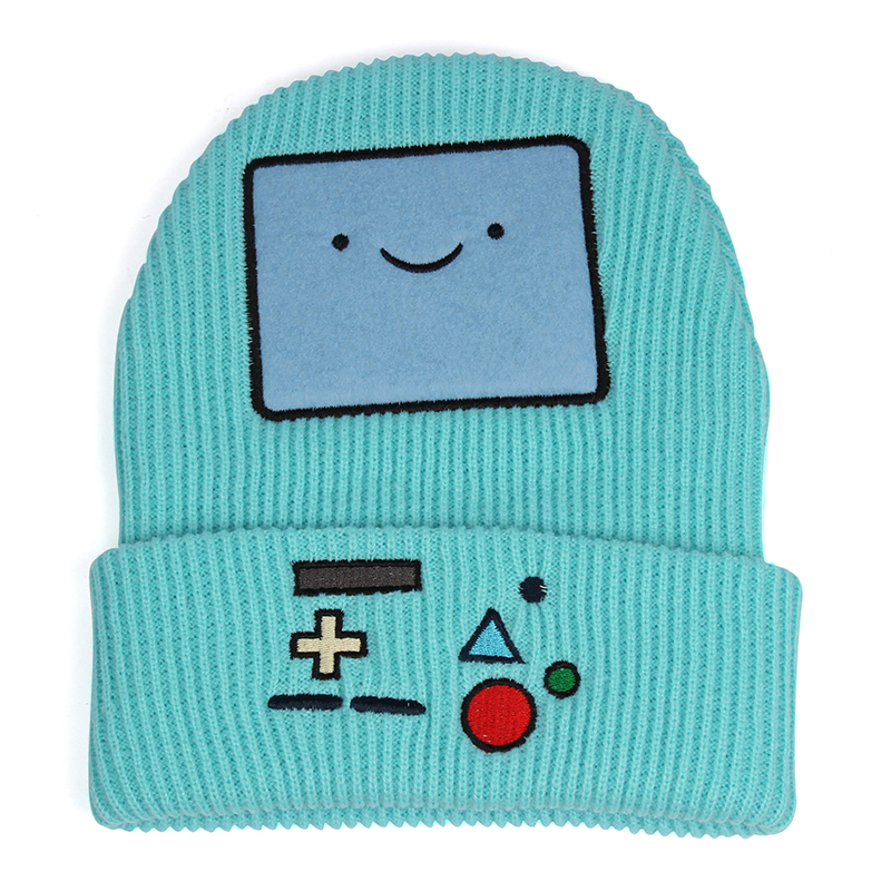 Winter Hats for Men Women  Modno 2017  New Design Fashion Lovely and Cute Hat New Model  Lumpy Space Princess Hat Female футболка modno ru футболка