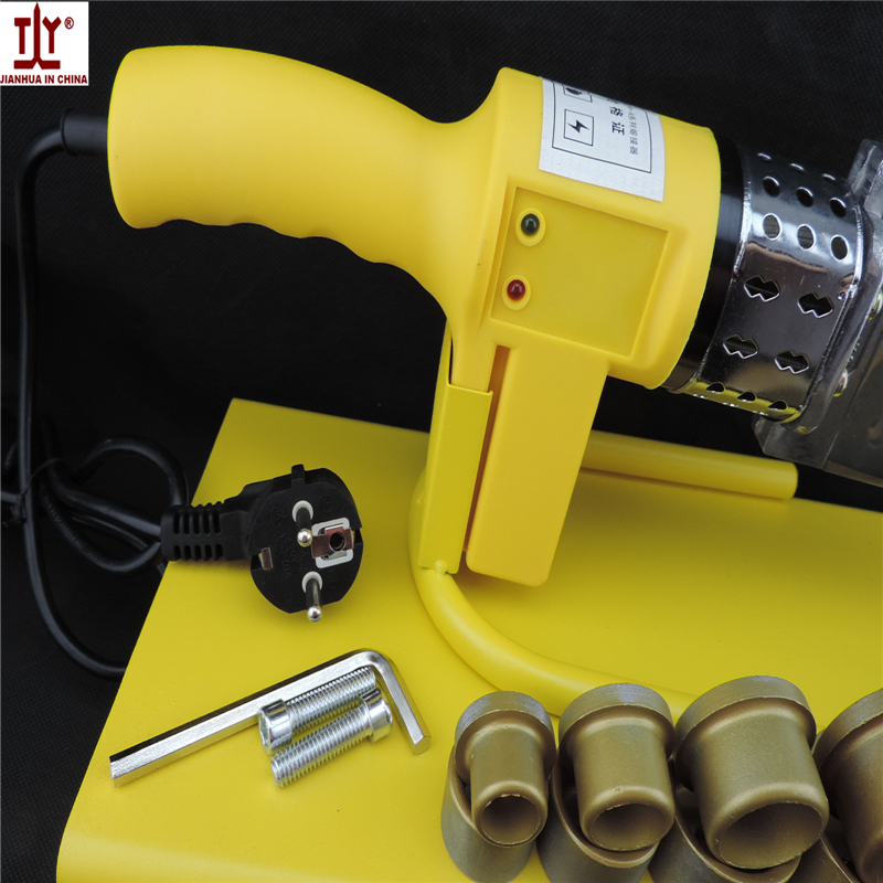 Geros kokybės santechnikos įrankiai DN 20-63mm kintamosios srovės - Suvirinimo įranga - Nuotrauka 2
