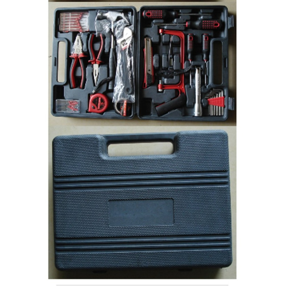32 piece multi function combination toolbox Home hardware tools Car tools advertising gifts custom