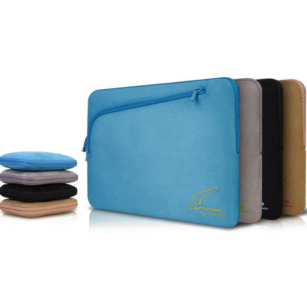 Ultraslanke laptophoes 11 12 13 14 15 inch laptoptas Draagtas voor - Notebook accessoires