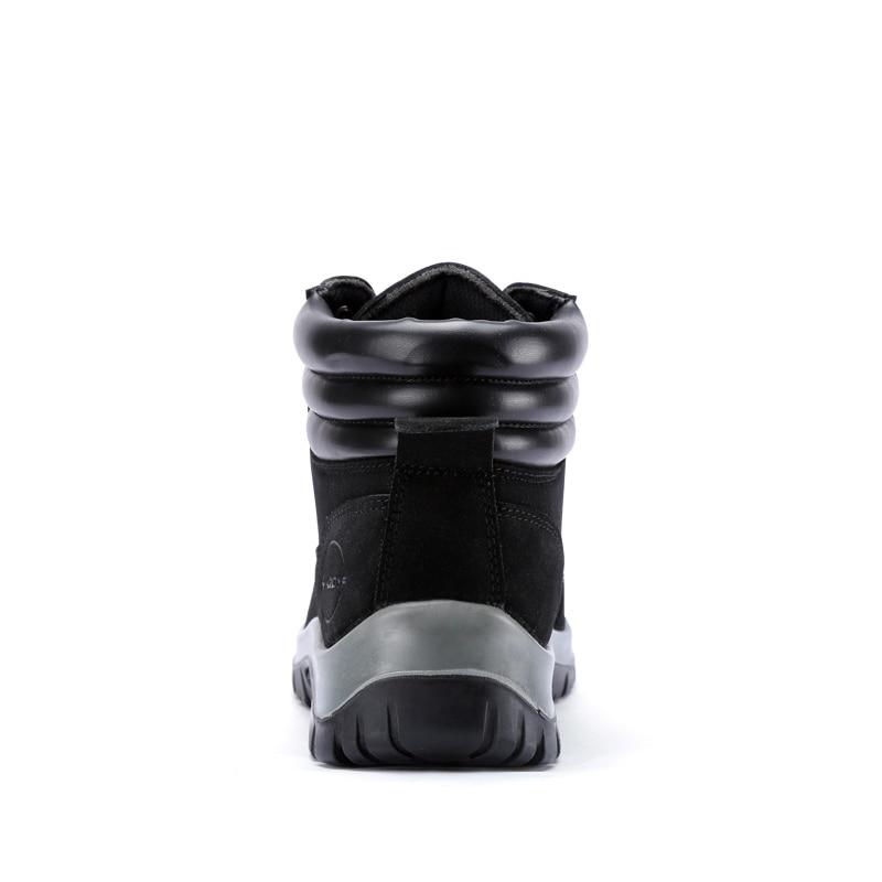 MODYF Männer Stahl Kappe Kappe arbeit Sicherheit Schuhe Outdoor Stiefeletten Mode Pannensichere Schuhe-in Arbeits & Sicherheitsschuhe aus Schuhe bei  Gruppe 3
