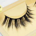 Supernatural Eyelashes Handmade false eyelash 3D strip mink lashes thick fake faux eyelashes Makeup beauty #8A16