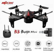 Christmas toy B3 Bugs 3 MJX Mini RC Drone Quadcopter Brushless Motor 7 4V 850mAh 45C