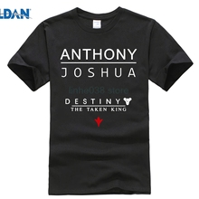 aafffab47b6b7 funny men t shirt Anthony Joshua FEAR Heavyweight men T-shirt T shirt euro  size