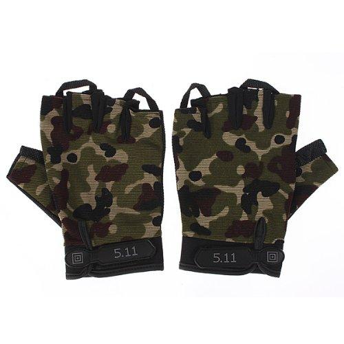 SEWS Half Finger Glove Bike Sport Fishing Hiking Military Tactics Hunting Glove
