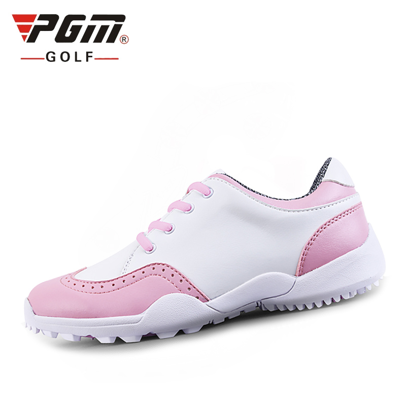 Golf Shoes Women Waterproof Lace Up Sports Shoes Ladies Breathable Anti-Skid Footwear Ladies Light Weight Sneakers AA10103Golf Shoes Women Waterproof Lace Up Sports Shoes Ladies Breathable Anti-Skid Footwear Ladies Light Weight Sneakers AA10103