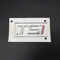 TSI für Skoda Octavia 1 4 T Rückseiten stamm boot Deckel Brief Aufkleber Alphabet Aufkleber Charakter Emblem 1ZD 853 675 P-in Autoaufkleber aus Kraftfahrzeuge und Motorräder bei
