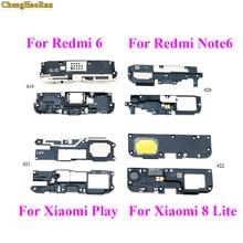 цена на 1x For Xiaomi Play Mi 8 lite Redmi 6 Note 6 Earpiece Speaker Receiver Ringer Loud Speaker Loudspeaker Mobile Phone Repair Parts