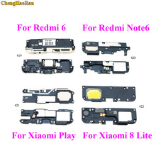 1x For Xiaomi Play Mi 8 lite Redmi 6 Note 6 Earpiece Speaker Receiver Ringer Loud Speaker Loudspeake