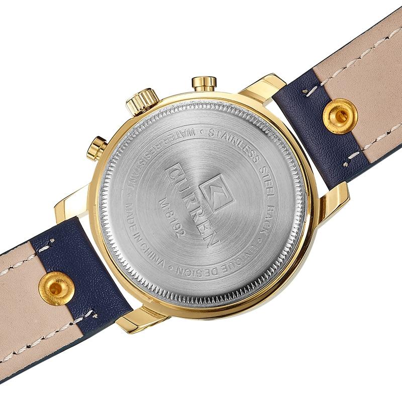 CURREN Πολυτελή Casual Ανδρικά Ρολόγια - Ανδρικά ρολόγια - Φωτογραφία 5
