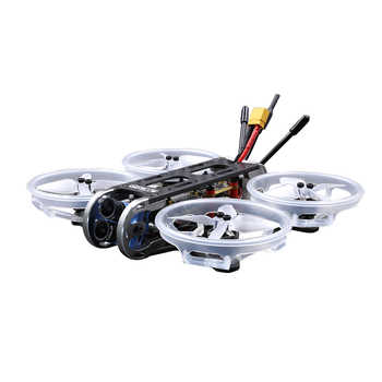 GEPRC CinePro 4K BNF/PNP FPV Racing Drone 4S Compatiable with F722/F405 Flight Controller 115mm 5.8g 48CH 500mW VTX - DISCOUNT ITEM  0% OFF All Category