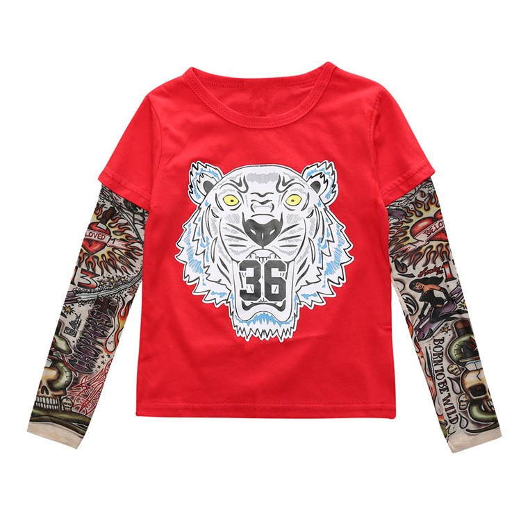 Cool-Baby-Boys-Girls-T-shirts-Tattoo-Sleeve-Children-Mesh-Long-Sleeve-Cotton-Tops-Tees-2017-KidsToddlers-Shirts-Clothes-4