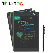 9.7 Inch Drawing Toys LCD Writing Tablet Erase Drawing Tablet Electronic Paperless Handwriting Pad Kids Writing Board Gifts