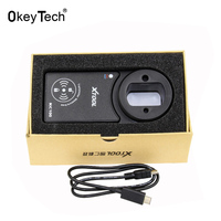OkeyTech KC100 Auto Car Remote Key Programmer For Audi Volkswagen Seat Skoda 4th 5th Key Generater Chip Copy Reader Frequency